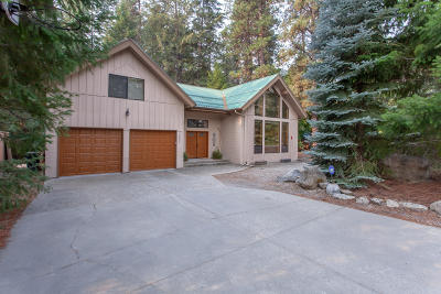 Leavenworth Single Family Home For Sale: 12607 Icicle Ln