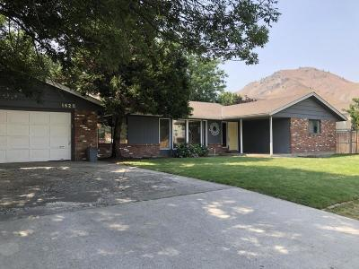 Wenatchee Single Family Home For Sale: 1625 Orchard Ave