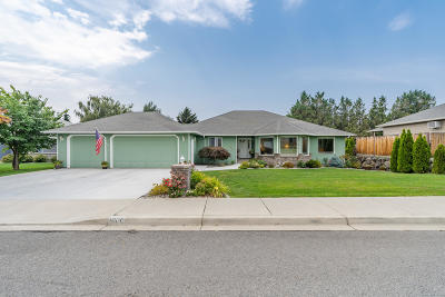 East Wenatchee, Rock Island, Orondo Single Family Home For Sale: 1600 Hannah Way
