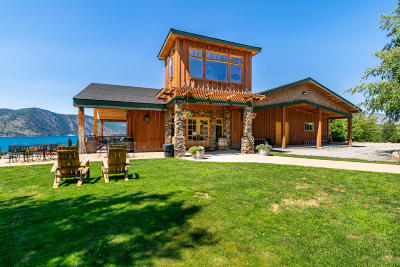 Manson WA Farm & Ranch For Sale: $3,999,000