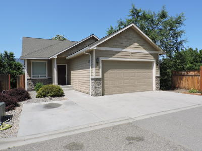 East Wenatchee, Malaga, Rock Island, Wenatchee Single Family Home For Sale: 1539 N Anne Ave