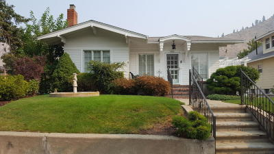Cashmere Single Family Home For Sale: 409 Cottage Ave