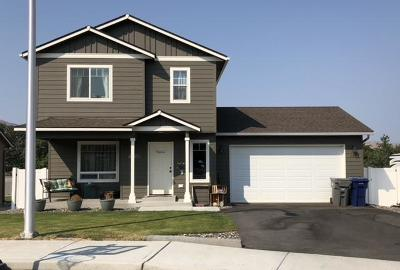 East Wenatchee Single Family Home For Sale: 123 NW Porters Ct