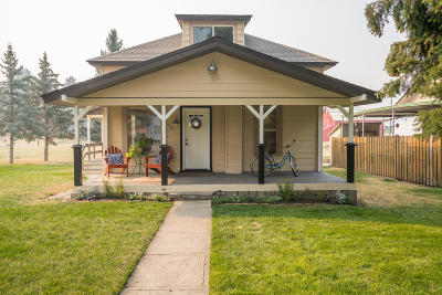 Waterville Single Family Home For Sale: 514 E Locust St