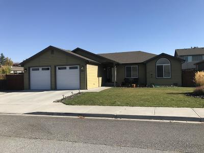 East Wenatchee Single Family Home For Sale: 307 S Jarvis Ave