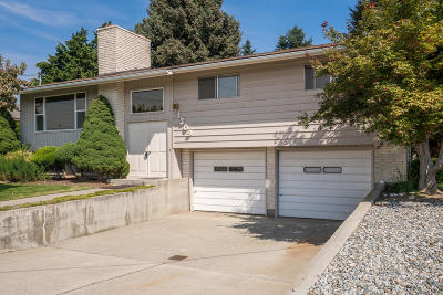 East Wenatchee Single Family Home For Sale: 1309 Fairmont Ave