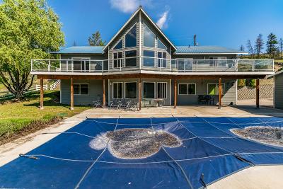 Chelan Single Family Home For Sale: 425 Antoine Creek Rd