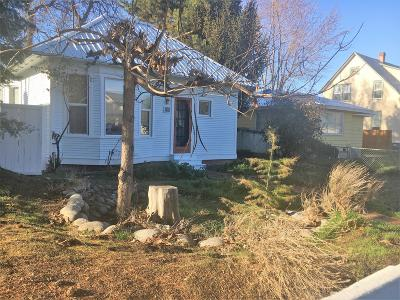 Wenatchee Single Family Home For Sale: 120 N Cleveland Ave