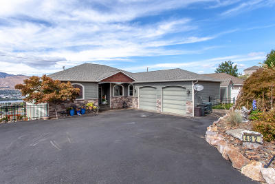 East Wenatchee, Rock Island, Orondo Single Family Home For Sale: 482 Lower Daniels Dr