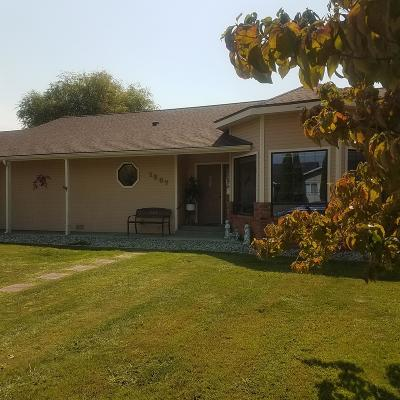 Wenatchee, Malaga Single Family Home For Sale: 1507 4th St