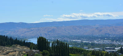 Wenatchee, Malaga Single Family Home For Sale: 3743 Sky Crest Lane