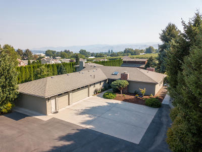 Wenatchee Single Family Home For Sale: 1517 Maiden Ln