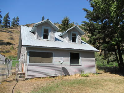 Entiat Single Family Home For Sale: 420 Mad River Rd