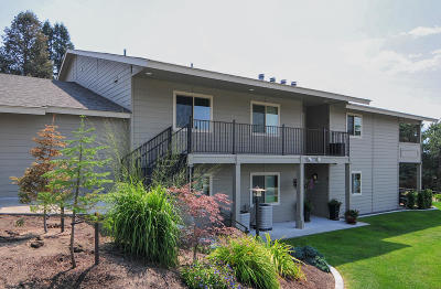 East Wenatchee, Rock Island, Orondo Condo/Townhouse For Sale: 520 11th St #1