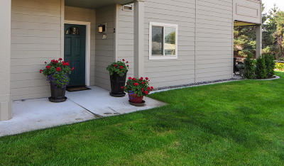East Wenatchee, Rock Island, Orondo Condo/Townhouse For Sale: 520 11th St #2