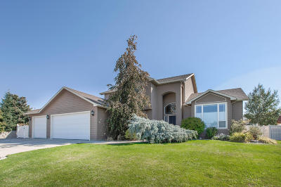East Wenatchee, Rock Island, Orondo Single Family Home For Sale: 1529 Hannah Way