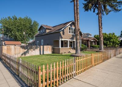 Wenatchee, Malaga Single Family Home For Sale: 127 N Delaware Ave