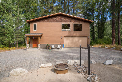 Entiat Single Family Home For Sale: 17055 Entiat River Rd