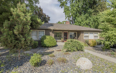 Wenatchee, Malaga Single Family Home For Sale: 1036 First St
