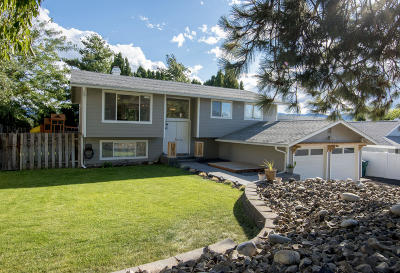 East Wenatchee Single Family Home For Sale: 1416 Bel Air Dr