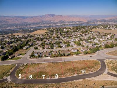 East Wenatchee Residential Lots & Land For Sale: 2466 Berkley Loop