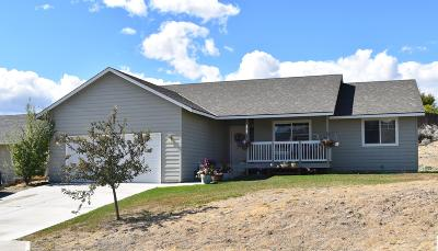 East Wenatchee, Rock Island, Orondo Single Family Home For Sale: 2392 Silo Dr