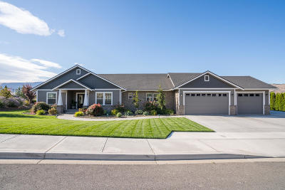 East Wenatchee Single Family Home For Sale: 2778 SE Falcon View Dr