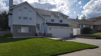 Wenatchee Single Family Home For Sale: 1925 Pensione Pl
