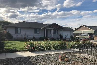 Wenatchee, Malaga Single Family Home For Sale: 206 Saratoga Ln