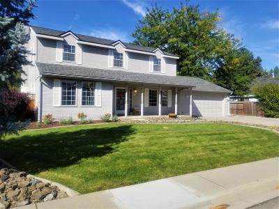 Wenatchee, Malaga Single Family Home For Sale: 1524 Elmwood St