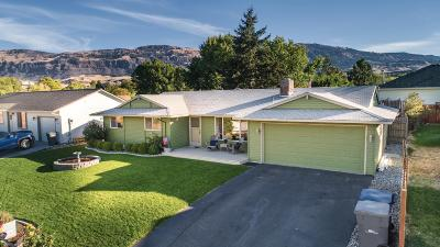 Wenatchee, Malaga Single Family Home For Sale: 3056 Conarty Rd