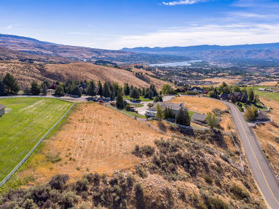 Wenatchee WA Residential Lots & Land For Sale: $189,900