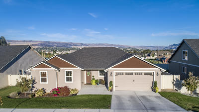 Wenatchee, Malaga Single Family Home For Sale: 1725 Skylar Ct