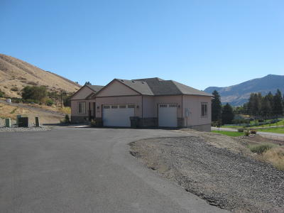 East Wenatchee Single Family Home For Sale: 3224 Martin Pl