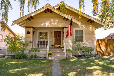 Wenatchee, Malaga Single Family Home For Sale: 900 Okanogan Ave