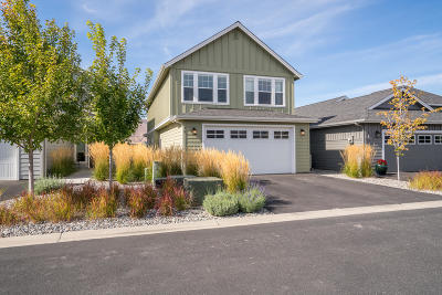 East Wenatchee Condo/Townhouse For Sale: 2452 NW Columbia Ave #15