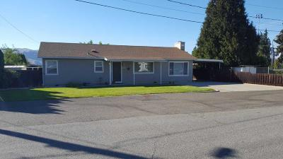 East Wenatchee Single Family Home For Sale: 22 S Gilmore Pl