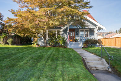 Wenatchee Single Family Home For Sale: 112 S Emerson Ave
