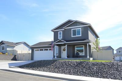 East Wenatchee Single Family Home For Sale: 2202 Maryhill St