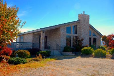 Wenatchee Single Family Home For Sale: 4121 Jagla Rd