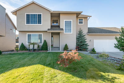 East Wenatchee Single Family Home For Sale: 2519 Harvester Loop