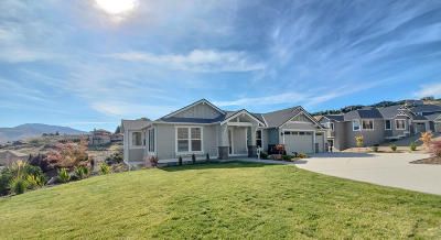Wenatchee, Malaga Single Family Home For Sale: 217 Burch Hollow Ln