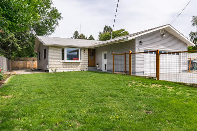 East Wenatchee Single Family Home For Sale: 2207 Grant Rd