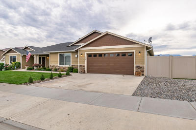 Wenatchee Single Family Home For Sale: 178 Sun Valley Dr