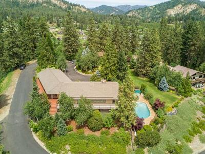 Leavenworth WA Single Family Home For Sale: $1,450,000
