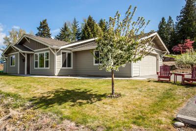 East Wenatchee Single Family Home For Sale: 1132 N Baker Ave