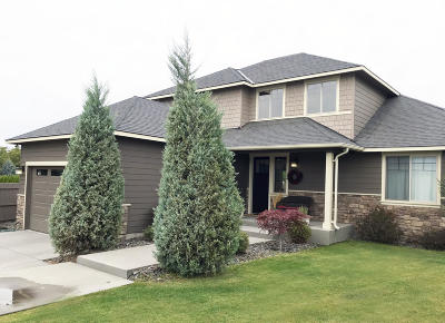 East Wenatchee Single Family Home For Sale: 1985 Legacy Pl