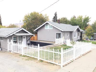 Wenatchee, Malaga Single Family Home For Sale: 2 N Delaware Ave