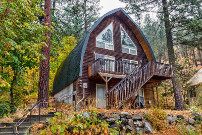 Leavenworth Single Family Home For Sale: 8660 Icicle Rd