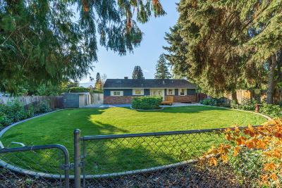 East Wenatchee, Rock Island, Orondo Single Family Home For Sale: 2307 NW Alan Ave